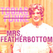 Mrs. Featherbottom - arrested-development icon