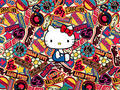 Music Player - hello-kitty photo