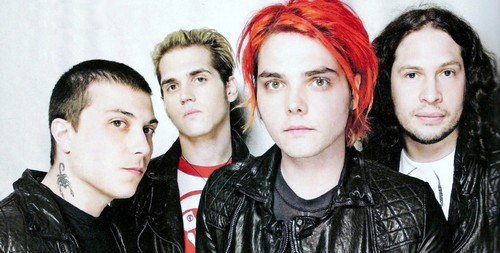 My Chemical Romance wallpaper entitled My Chemical Romance