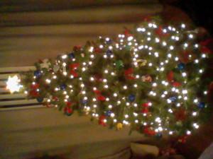 My Christmas arbre <3