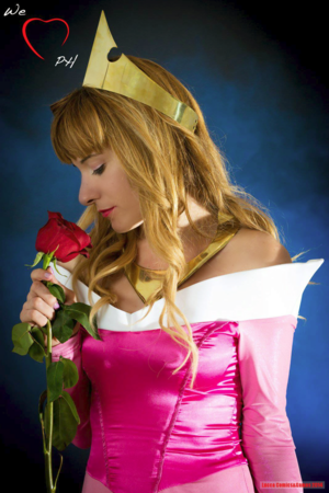 My Princess Aurora Cosplay