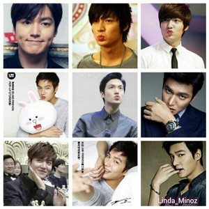 My cute lee min ho