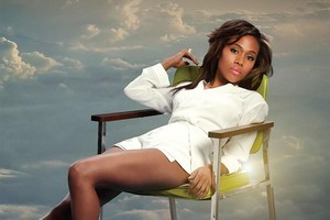 Nicole Beharie of Sleepy Hollow