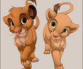 Walt Disney Fan Art - Puppy Dog Faces - walt-disney-characters fan art