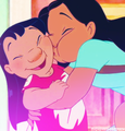 Nani and Lilo - lilo-and-stitch photo