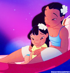 Lilo & Stitch wallpaper probably with Anime entitled Nani and Lilo