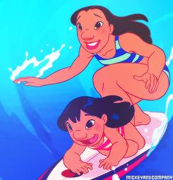 Nani and Lilo
