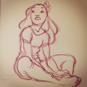 Nani sketch