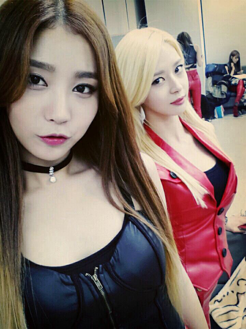 Nara~Yooyoung hotties❤ ❥