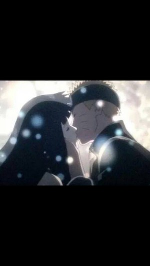Naruto Hinata Kiss movie