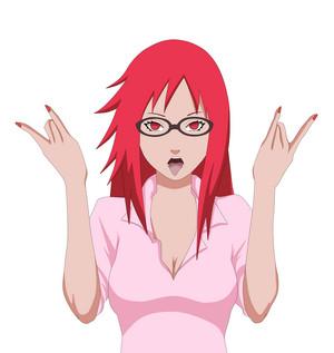 नारूटो Shippuden Karin