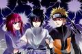 Naruto Shippuden Sasuke Karin