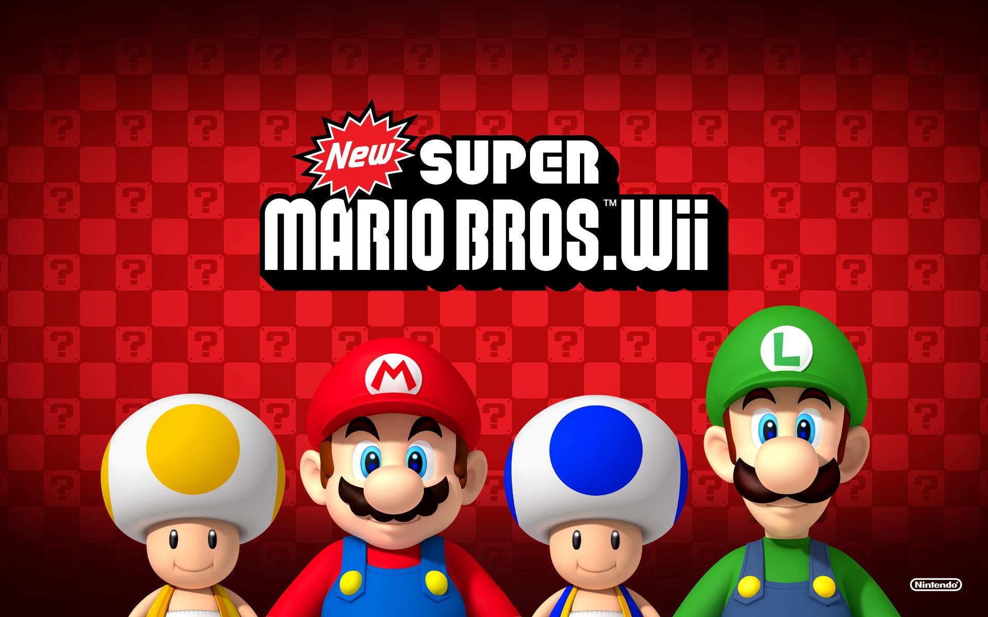New Super Mario Bros Wii Background Mario Foto 37824813 Fanpop