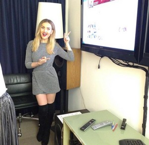 New picture of Perrie ♥