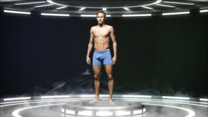 네이마르 underwear