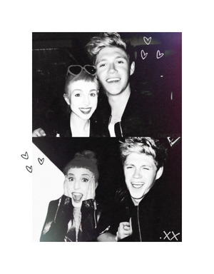 Niall and Hayley Williams: This is Us World Premiere After Party