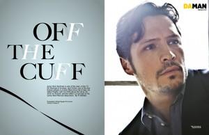 Nick Wechsler// Da Man Magazine 2013