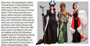 Once Upon a Time - Season 4 - First Look at the Queens of Darkness