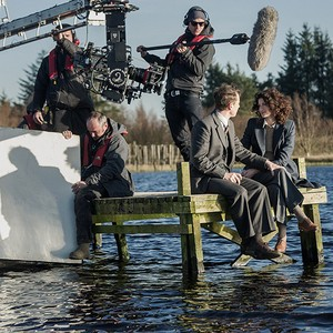 Outlander Season 1 BTS picture
