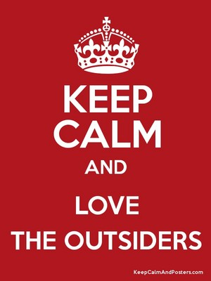 Outsiders rock!!