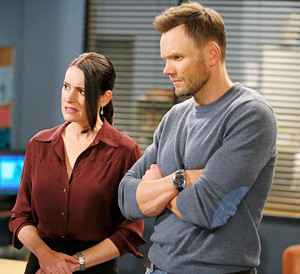 Paget Brewster on Community- Promo Pic
