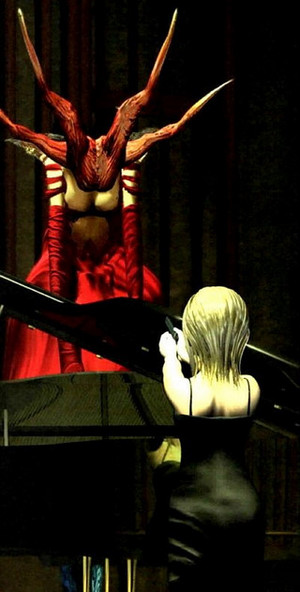 Parasite Eve Eve's Transformation