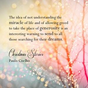Paulo Coelho क्रिस्मस Stories