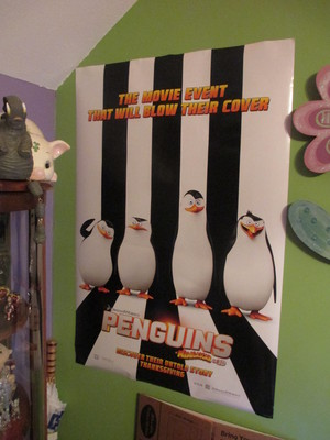 Penguins of Madagascar Full Size Movie Poster