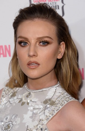 Perrie attending the Cosmopolitan Ultimate Women of the ano Awards