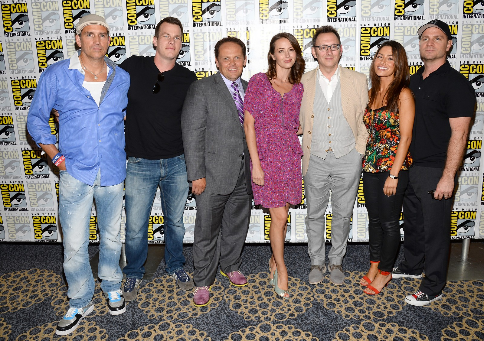 Person of Interest Cast - Root and Shaw Photo (37814823) - Fanpop