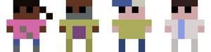 Pixel Survivors