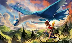 Pokemon ORAS : Welcome back