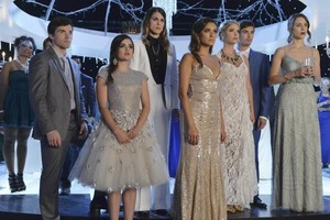 Pretty Little Liars クリスマス Episode 写真