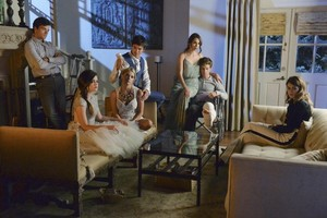 Pretty Little Liars 크리스마스 Episode 사진