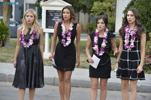 Pretty Little Liars - Episode 5.14 - Through A Glass, Darkly - Promo Pics