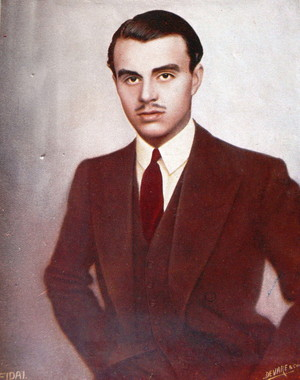 Prince Ali Salman Aga Khan (13 June 1911 – 12 May 1960