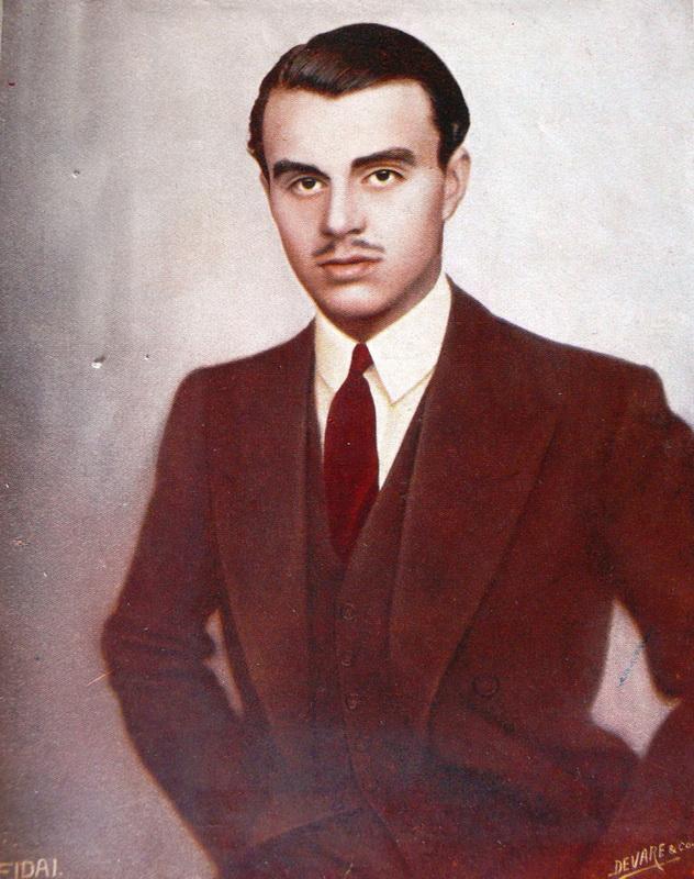 Prince Ali Salman Aga Khan (13 June 1911 – 12 May 1960