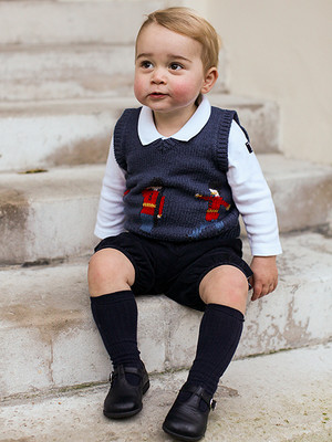 Prince George pasko pictures