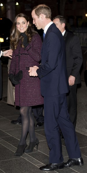 Prince William and Kate Middleton Visit NYC
