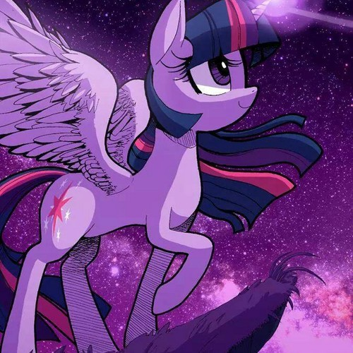 my little pony friendship is magic wallpaper containing anime called Princess Twilight Sparkle