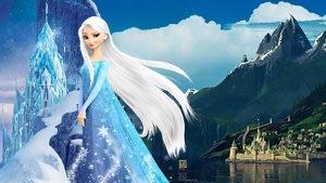 reyna Elsa - FanArt.