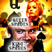 Queen and King of Spades