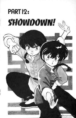 Ranma 1/2 Manga