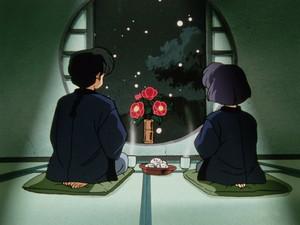 Ranma 1/2 Ranma and Akane (らんま½ 乱馬 とあかね) (란마 ½ 란마 와 아카네)