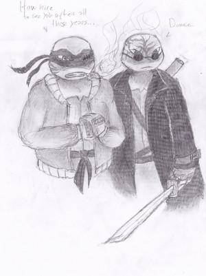 Raph and Leo
