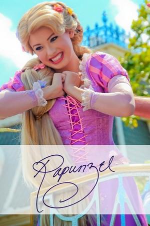 Rapunzel Autograph