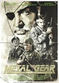 Real Video Game, Fake Movie Poster | Metal Gear - video-games fan art