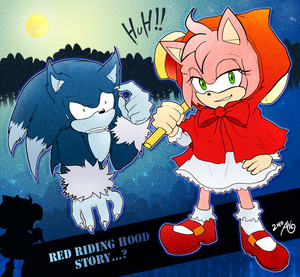 Red Riding Hood?