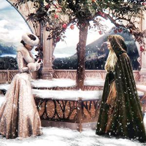 女王与艾玛