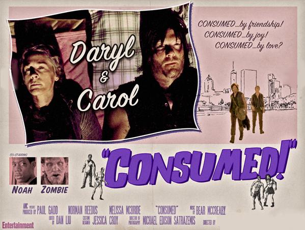 Daryl And Carol Season 5 Reunion